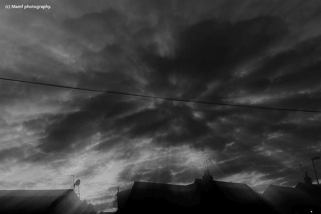 Street sky 1