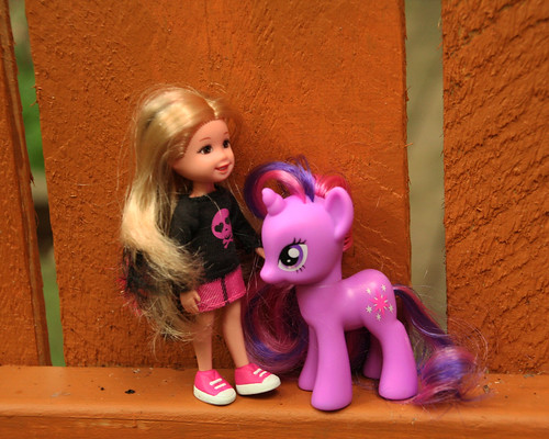 A Doll and Pony Show