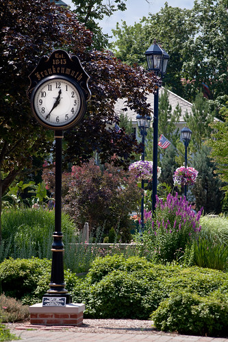 Frankenmuth Clock by KarrieChantel