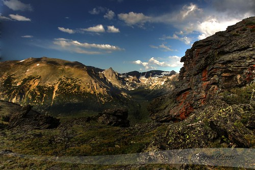 On Top of the World - Rocky Mountain National Park by !!WaynePhotoGuy