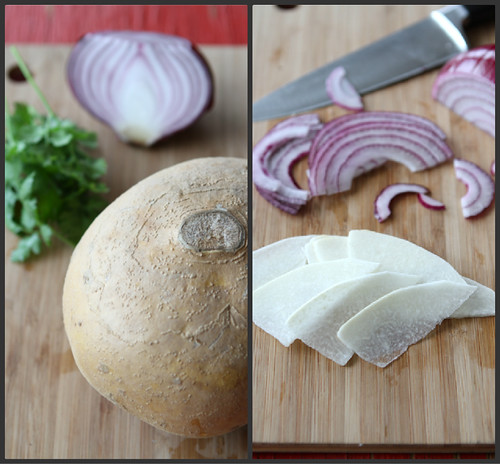 Thai Jicama & Red Onion Salad Recipe