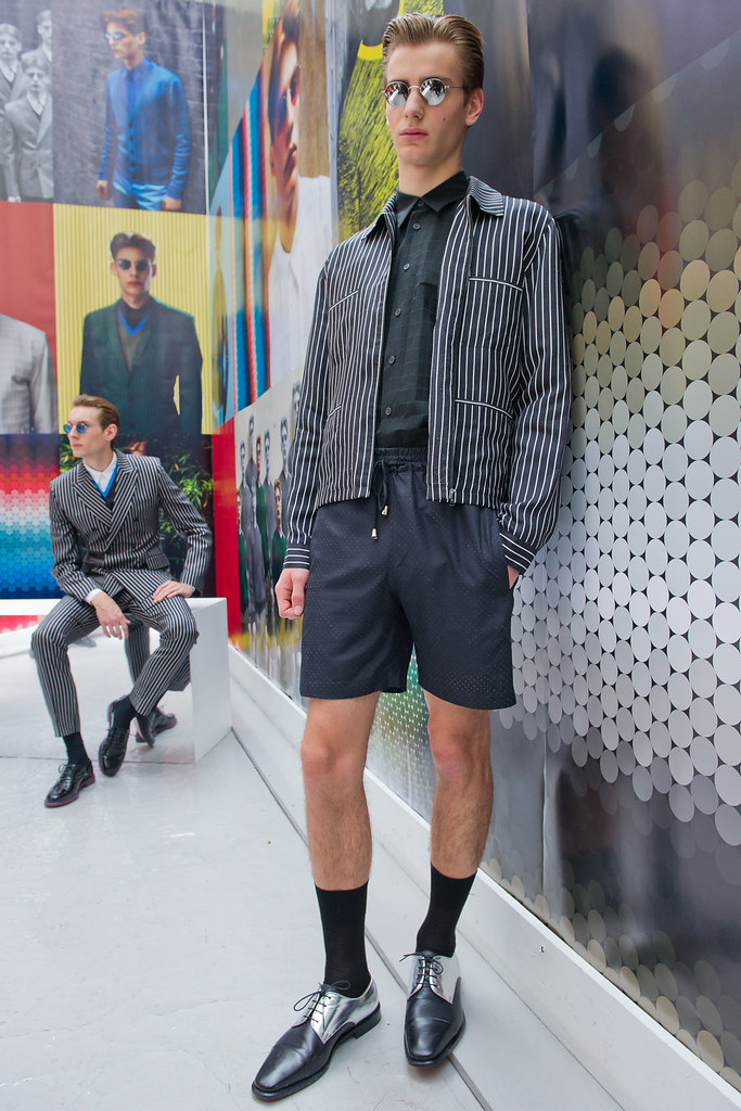 Ben Allen3007_SS13 London Jonathan Saunders(Homme Model)