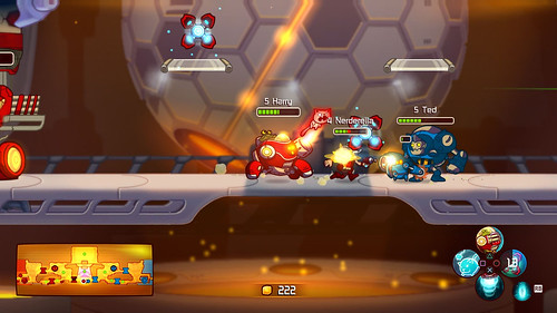 Awesomenauts: New Update Characters for PS3