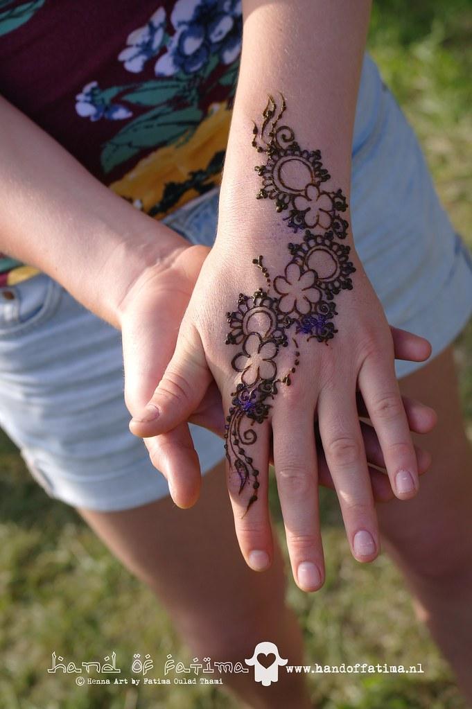 Hand Of Fatima Henna Art S Most Interesting Flickr Photos Picssr