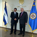 Secretary General Visits El Salvador