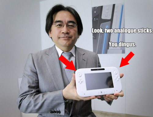 iwata on 3ds xl
