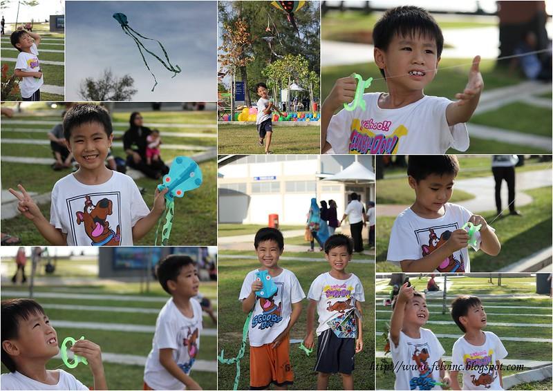 l playground kite