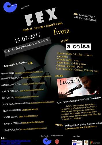Expo SOIR J.A.A. - 1º FEX