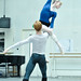 Sarah Lamb and Steven McRae in rehearsals for Metamorphosis: Titian 2012. © ROH/The Ballet Bag 2012