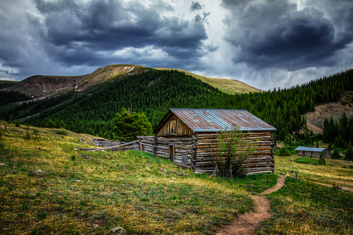 pictures old mountains canon landscape photography colorado photographer huts valley 7d co ghosttown aspen cabins independencepass independenceghosttown tobyharriman roackymountains roaringfrok