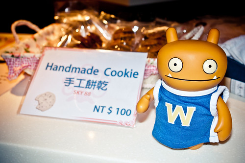 Uglyworld #1610 - Handmakereds 101 Cookies by www.bazpics.com