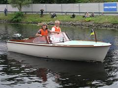 Classic Boats in Ronnebyån