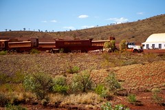 Road Train as Mining Trucks