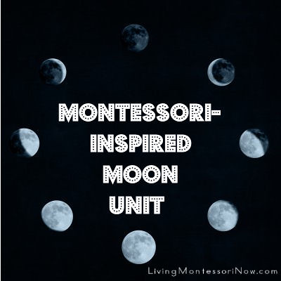 Montessori-Inspired Moon Unit