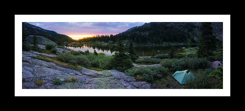 camping trees panorama water forest sunrise landscape dawn interesting fishing woods colorado rocks colorful hiking sony exploring vivid boulders alpine backpacking rockymountains alpha inspirational majestic exciting motivational icylake enticing subalpine holycrosswilderness gorerange a55 sigma1020 icecoldwater tylerporter lakeconstantine