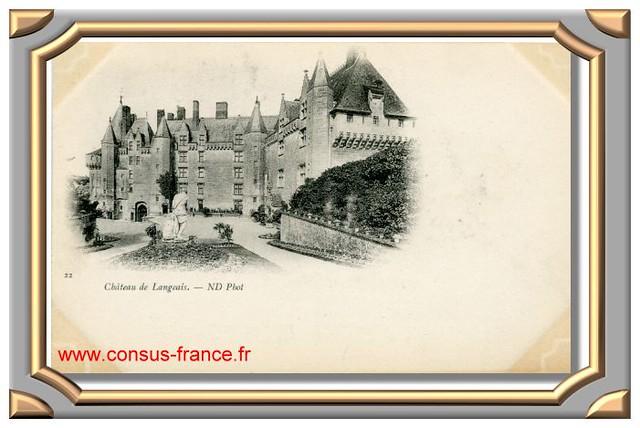 22 Château de Langeais 70-150