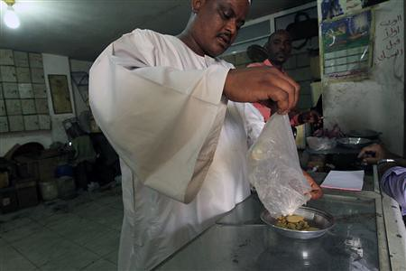 Sudan's gold market may be rejuvenated in the face of the decline in oil revenues. The government has been forced to take cost cutting measures. by Pan-African News Wire File Photos
