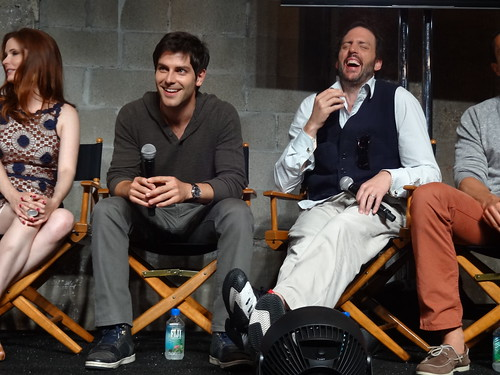 The Nerd Machine: Grimm panel