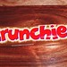 Cadbury Cruchnie Bar Wrapper