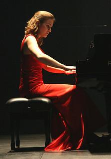 Irene de Juan Bernabéu, profesora del curso de apreciación musical La Música a través de su Estilo