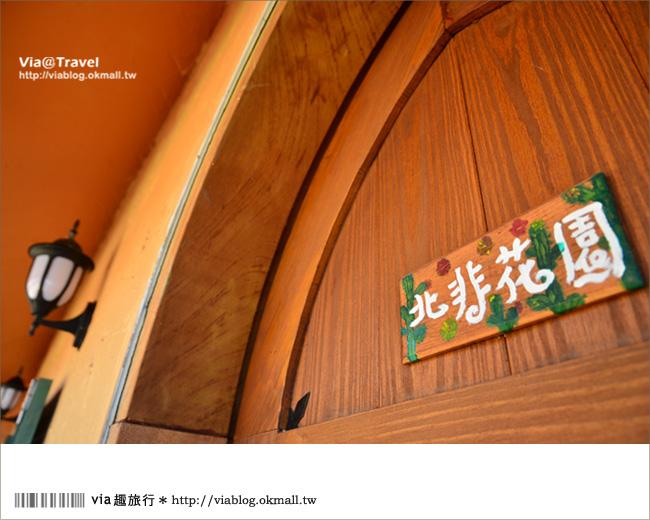 【台東民宿】台東願井民宿~在藍天下遇到南法風的浪漫莊園25