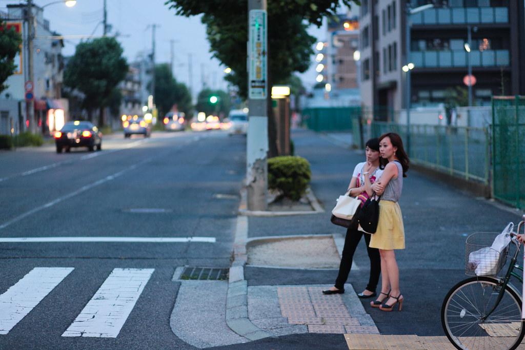 Motoyamakitamachi 3 Chome, Kobe-shi, Higashinada-ku, Hyogo Prefecture, Japan, 0.033 sec (1/30), f/1.8, 85 mm, EF85mm f/1.8 USM