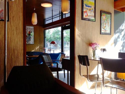 Oslo (NO) - Café/bar Fuglen