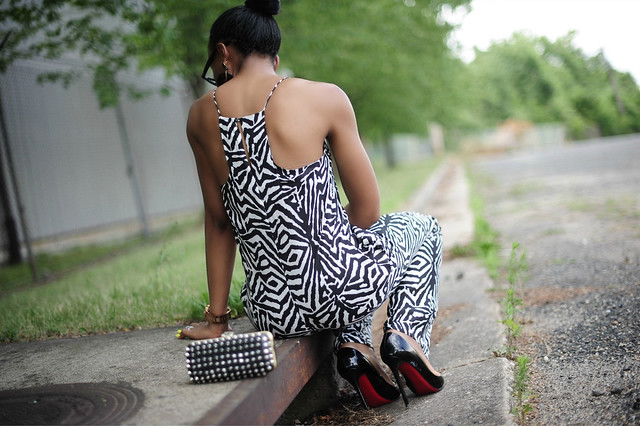 Zebra back by www.jadore-fashion.com