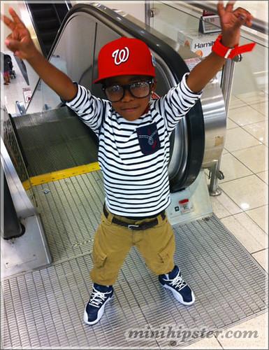 Khalieq... MiniHipster.com: kids street fashion (mini hipster .com)