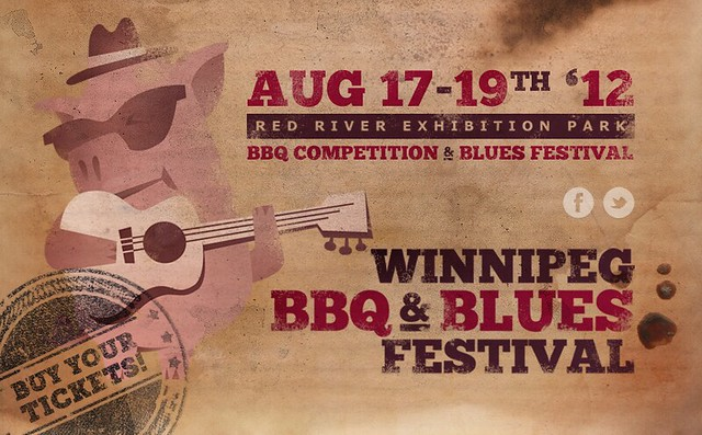 Winnipeg BBQ and Blues Festival This Weekend