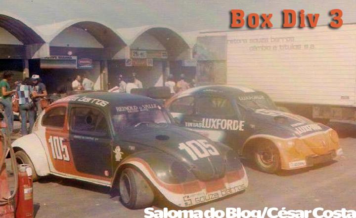 Box Divisão 3_Autódromo Jacarepaguá #1977