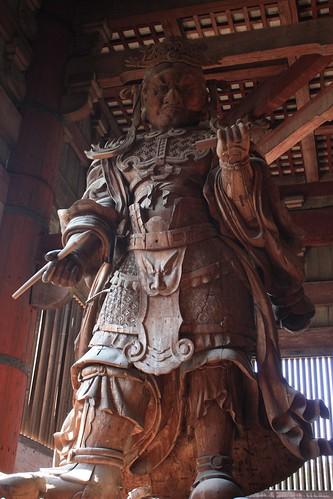 Tōdai-ji - Nara - Japan