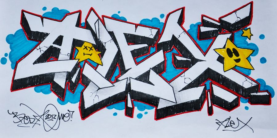 Graffiti Design Exchange Group. [ Graffiti writers only ] | Flickr ...
