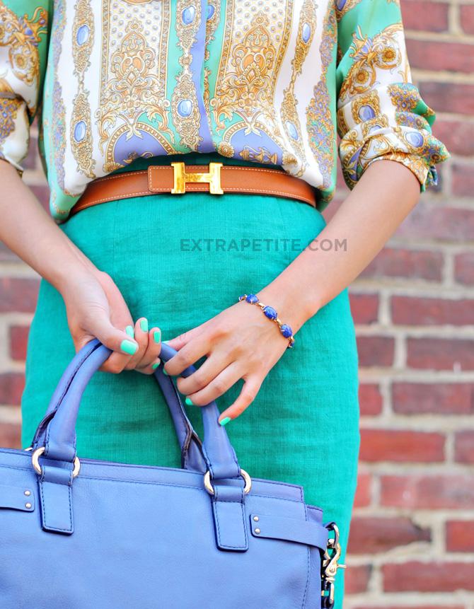 turquoise_scarfprint