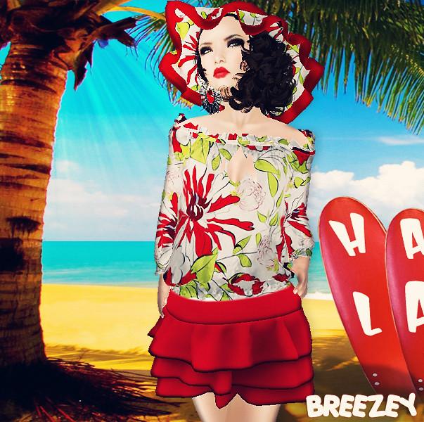 Reila Skins - Breezey