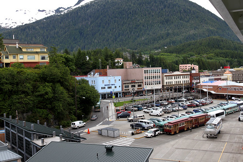Ketchikan - Where Norwegian Docks
