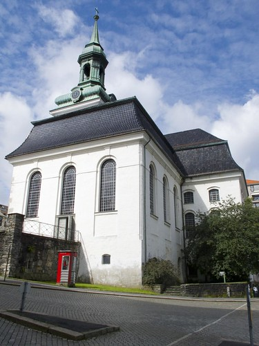 122  Nykirken o Iglesia Nueva Bergen