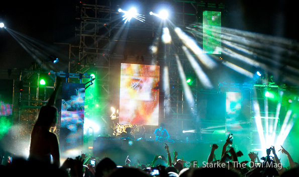 Datsik @ HARD Summer Music Festival LA 2012