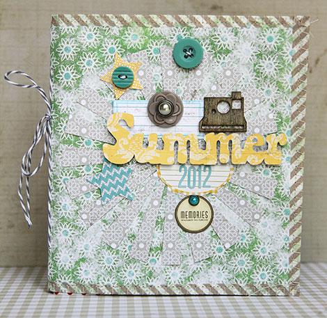 Summer 2012 Mini Album