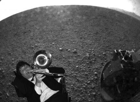NewYorkBrass on Mars by NewYorkBrass