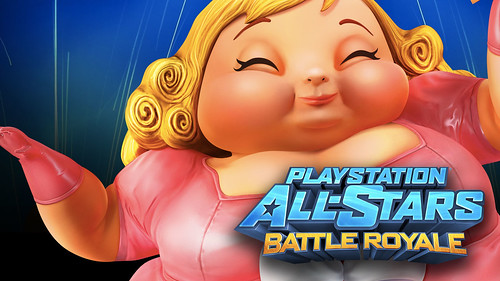 PlayStation All-Stars Battle Royale - Fat Princess Strategies