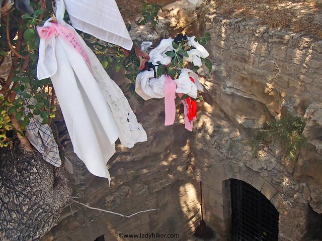 Agia Solomonis catacomb, Paphos
