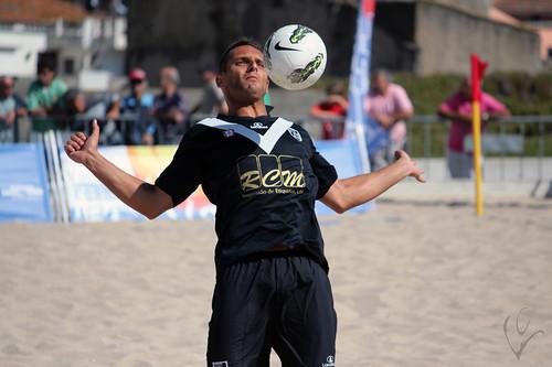 Futebol de Praia: Vitória - Leixões