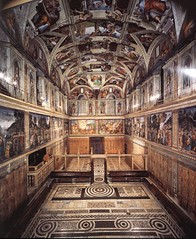 Sistine at Night