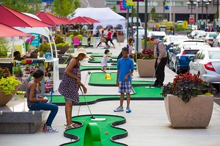 'lighter, quicker, cheaper' public space in Philadelphia (courtesy of University City District)