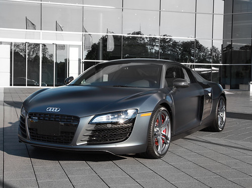 Audi Announces Exclusive R8 Models for U.S. Market