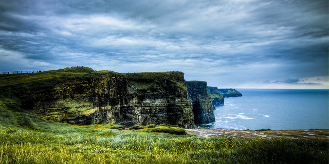 Cliffs of Moher, The Burren, Ireland