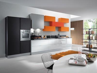 Las cocinas integrales toque de elegancia para tu hogar for Cocinas italianas modernas