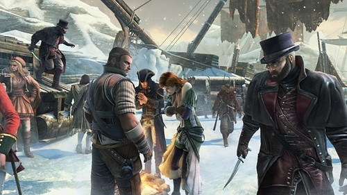 Assassin's Creed 3 Animus Trailer Shows Multiplayer Game Modes