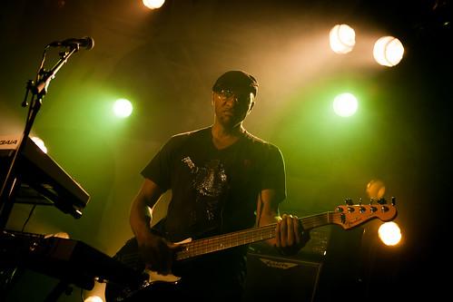 DâM-Funk @ Øya 2012